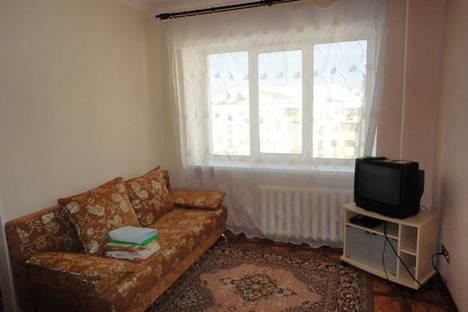 Сдается 1-комнатная квартира посуточнов Тюмени, Мельникайте 96.