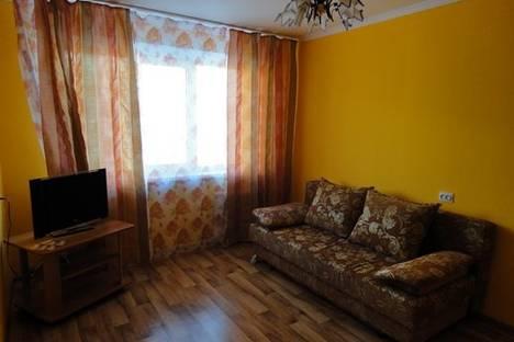 Сдается 1-комнатная квартира посуточнов Тюмени, текстильная 17.