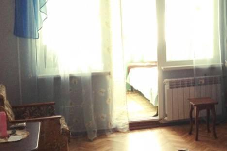 Сдается 2-комнатная квартира посуточно в Сочи, Чебрикова 3.