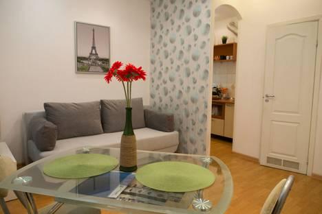 Сдается 1-комнатная квартира посуточно в Санкт-Петербурге, ул. Малая Садовая, д.1/25.