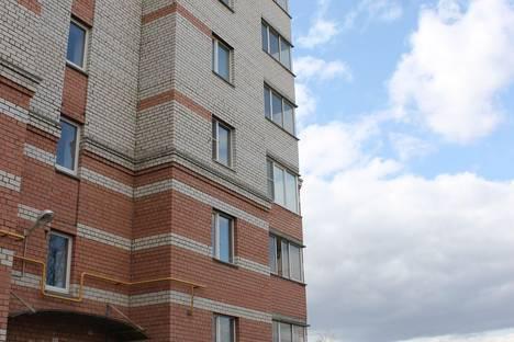 Сдается 1-комнатная квартира посуточнов Вологде, ул. Челюскинцев, 62.