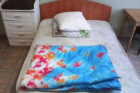 Сдается 1-комнатная квартира посуточнов Новом Уренгое, лениградский 16.