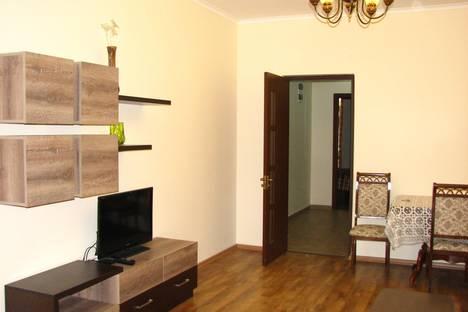 Сдается 3-комнатная квартира посуточнов Ереване, ул. Амиряна, 7.