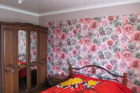 Сдается 2-комнатная квартира посуточно в Ессентуках, ул. Маяковского, 17.