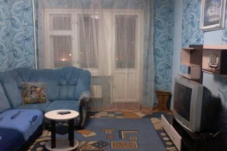 Сдается 1-комнатная квартира посуточно в Горно-Алтайске, Коммунистический проспект, 90.