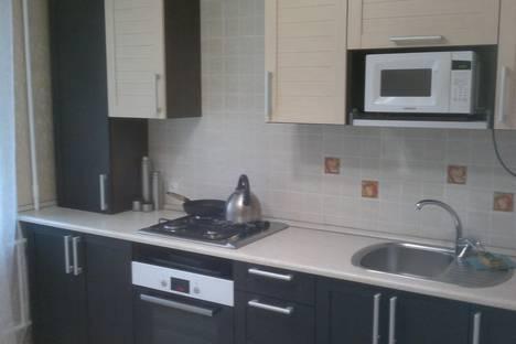 Сдается 2-комнатная квартира посуточно в Новополоцке, Молодёжная 213.