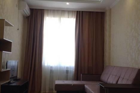 Сдается 1-комнатная квартира посуточно в Анапе, ул Черноморская, 61/Тургенева 43.