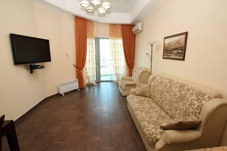Сдается 2-комнатная квартира посуточно в Ялте, Республика Крым,улица Свердлова, 13/2.