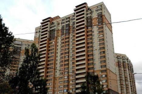 Сдается 1-комнатная квартира посуточно в Санкт-Петербурге, Учительская, 18 к.1.