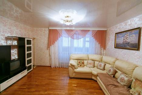 Сдается 3-комнатная квартира посуточно в Липецке, Шевченко, 4.