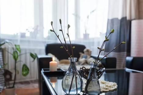 Сдается 1-комнатная квартира посуточно в Петергофе, братьев Горкушенко, 9, к1.