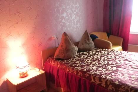 Сдается 2-комнатная квартира посуточнов Новокуйбышевске, Московское шоссе, 276.