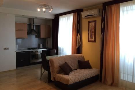 Сдается 1-комнатная квартира посуточнов Пскове, Юбилейная, 38.