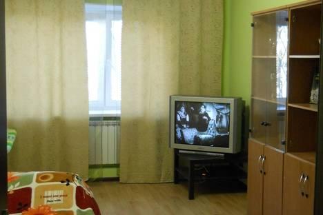 Сдается 3-комнатная квартира посуточно, ул. Генкиной, 19.