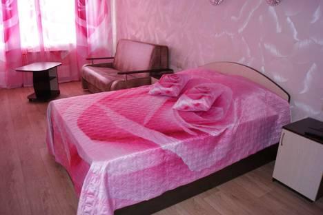 Сдается 1-комнатная квартира посуточно в Воронеже, ул. Революции 1905 года, 31В.