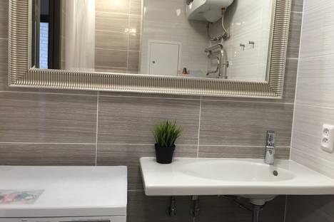 Сдается 1-комнатная квартира посуточнов Южно-Сахалинске, ул. М.А. Пуркаева, 35.