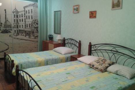 Сдается 1-комнатная квартира посуточно, улица Крымская, 274.