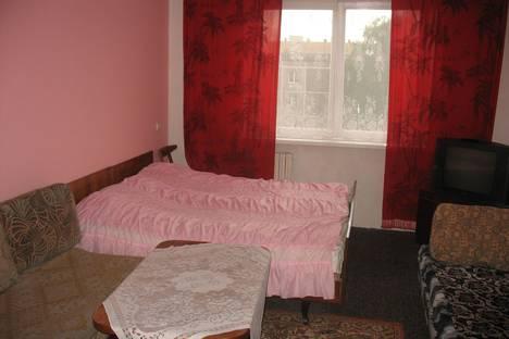 Сдается 1-комнатная квартира посуточно, Пушкина, 31.