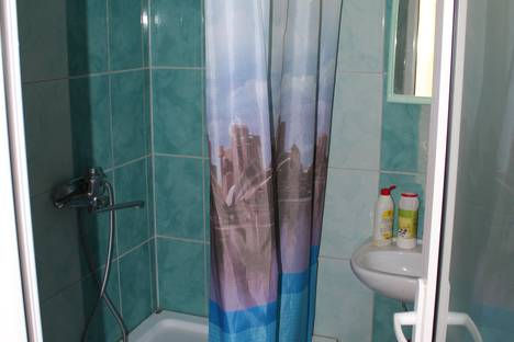 Сдается 1-комнатная квартира посуточно в Евпатории, Пушкина 32.