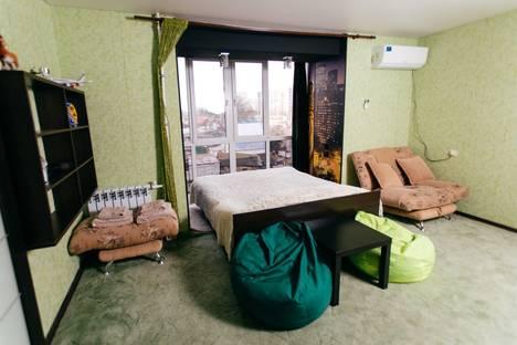 Сдается 1-комнатная квартира посуточно в Тамбове, ул. Чичканова, 70Б.