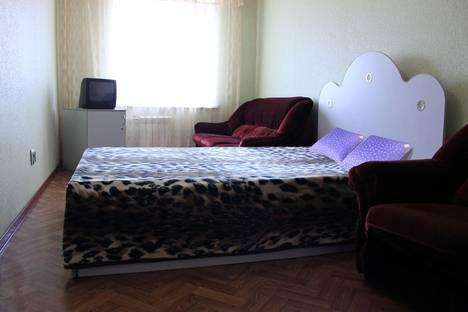 Сдается 2-комнатная квартира посуточно в Комсомольске-на-Амуре, Комсомольская 67.