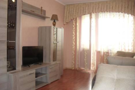 Сдается 1-комнатная квартира посуточно в Гаспре, ул Маратовская 61.
