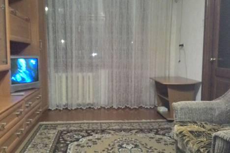 Сдается 2-комнатная квартира посуточно, ул. Депутатская, 3 Краснооктябрьский район.