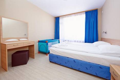 Сдается 2-комнатная квартира посуточно в Помории, Вланик, 51.