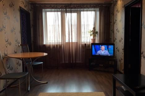 Сдается 2-комнатная квартира посуточно в Прокопьевске, проспект Ленина, 29.