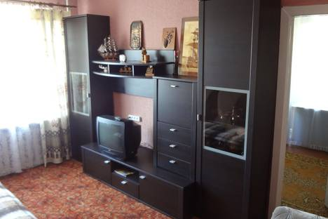 Сдается 2-комнатная квартира посуточнов Зеленоградске, ул. Бровцева, 16.
