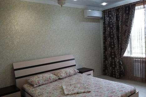 Сдается 1-комнатная квартира посуточново Владикавказе, Весенняя 50.