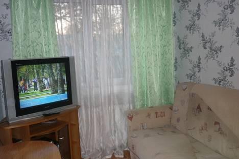Сдается 1-комнатная квартира посуточнов Бердске, ул. Блюхера, 31.