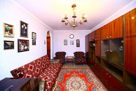 Сдается 2-комнатная квартира посуточно в Алматы, Сатпаева 30,Ауэзова.