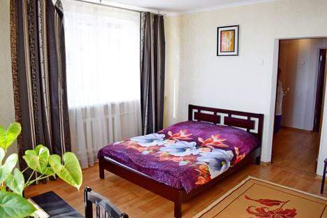 Сдается 2-комнатная квартира посуточно, ул. Дражинского, 27.