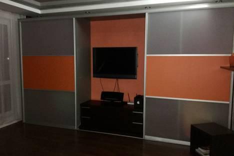 Сдается 2-комнатная квартира посуточно в Иркутске, Лермонтова 297б.