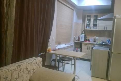 Сдается 1-комнатная квартира посуточно в Адлере, Цветочная 44/2.