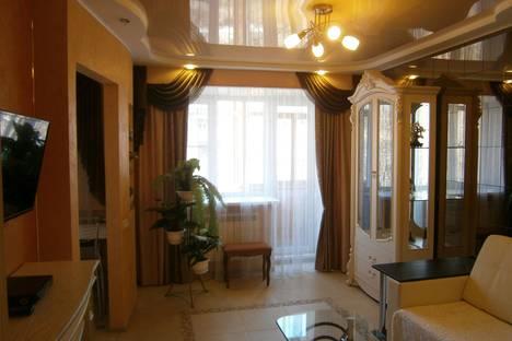 Сдается 2-комнатная квартира посуточно в Иванове, улица Громобоя, 50.