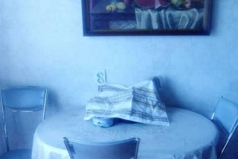Сдается 1-комнатная квартира посуточно в Щёлкове, ул. Заречная, 5.
