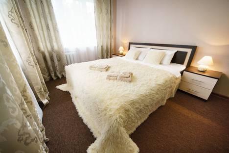 Сдается 3-комнатная квартира посуточнов Витебске, Пр. Московский, 32.
