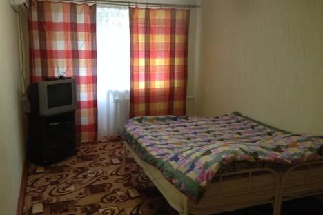 Сдается 2-комнатная квартира посуточнов Новочеркасске, ул. Буденновская, 193/2.