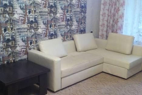 Сдается 1-комнатная квартира посуточно в Обнинске, ул. Курчатова, 22А.