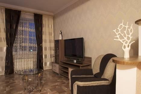 Сдается 2-комнатная квартира посуточно в Алматы, Айтеке би - Желтоксан 77.