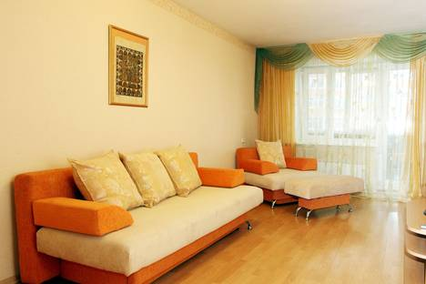 Сдается 1-комнатная квартира посуточнов Санкт-Петербурге, 1-й Предпортовый проезд, 14.