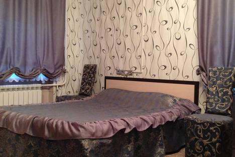 Сдается 1-комнатная квартира посуточнов Екатеринбурге, Военная, 7а.