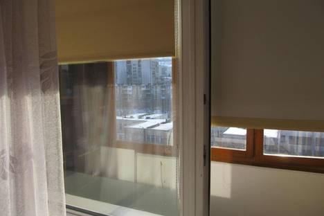 Сдается 1-комнатная квартира посуточно, Пономарёва ,д.9.