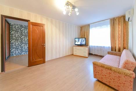 Сдается 3-комнатная квартира посуточно в Анапе, ул. Новороссийская, 264.