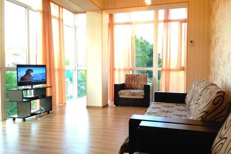 Сдается 1-комнатная квартира посуточнов Витязеве, ул. Шевченко, 198.