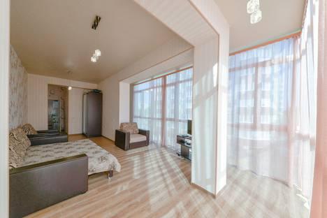 Сдается 1-комнатная квартира посуточно в Анапе, ул. Шевченко, 198.