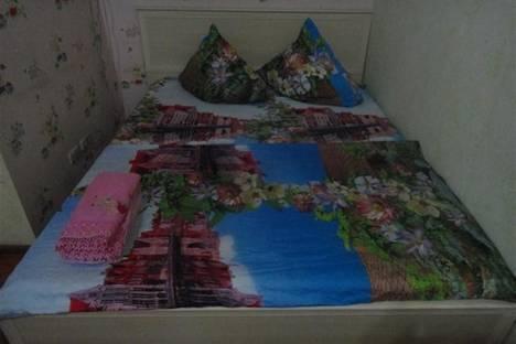 Сдается 1-комнатная квартира посуточнов Ухте, проспект Ленина, 40.
