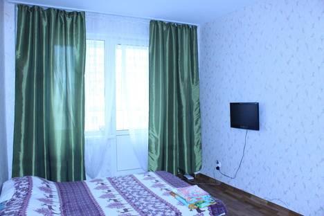 Сдается 1-комнатная квартира посуточнов Красноярске, Карамзина, 14.